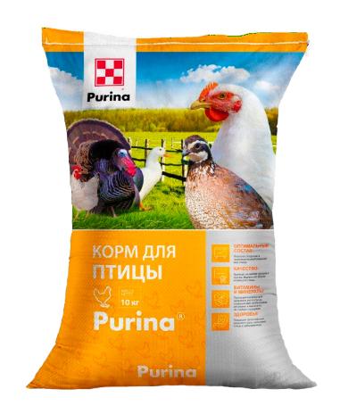 Комбикорм Purina® Финишер для водоплавающей птицы