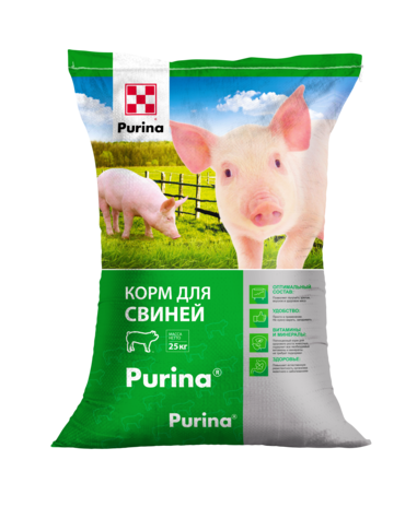 Комбикорм Purina® Престартер ЭКО для поросят