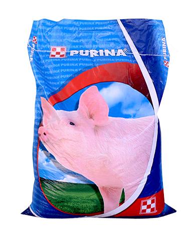 Комбикорм Purina® для откорма и для свиноматок